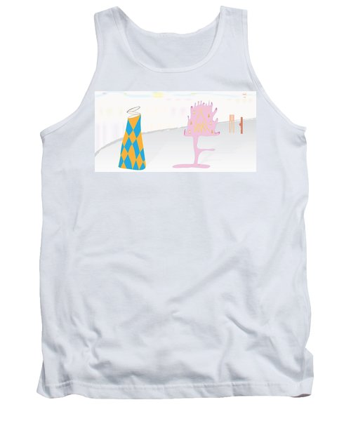 The Partygoers Tank Top