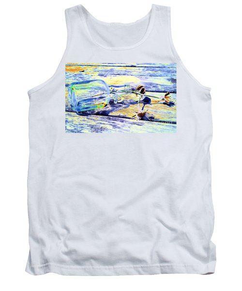 Lay The Past Down Behind Me Tank Top
