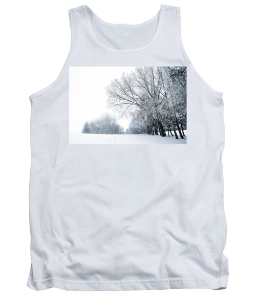 The Path Of A Wandering Soul Tank Top