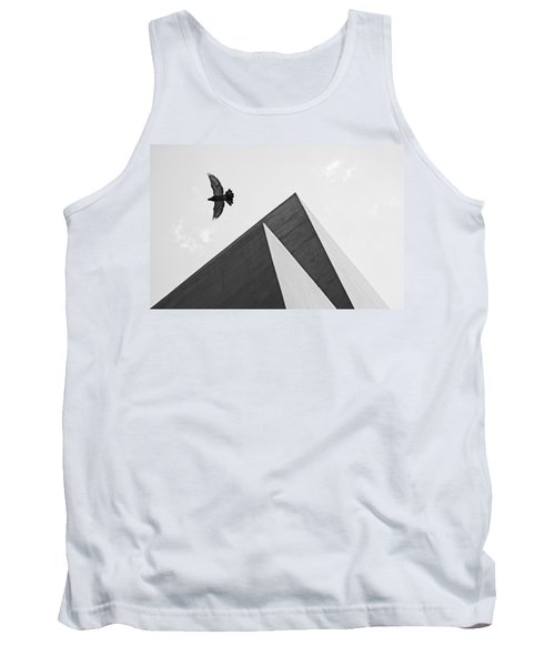 The Pyramids Of Love And Tranquility Tank Top