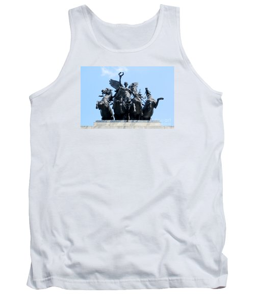 The Quadriga Tank Top
