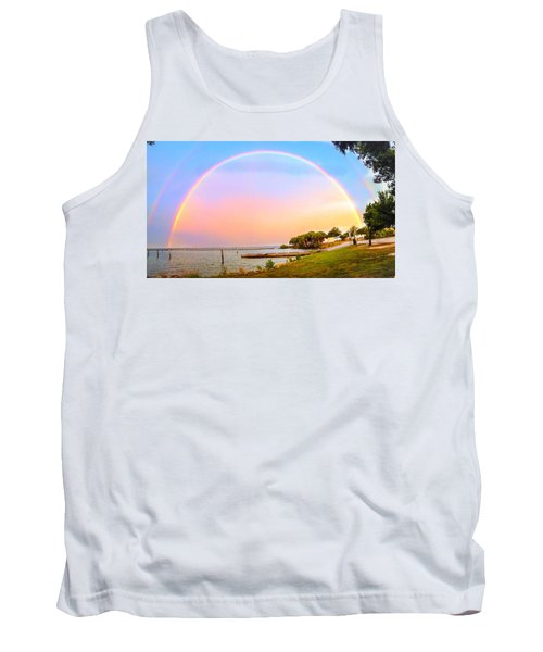 The Rainbow Tank Top