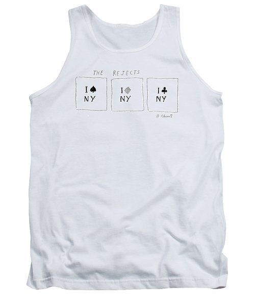 The Rejects Tank Top