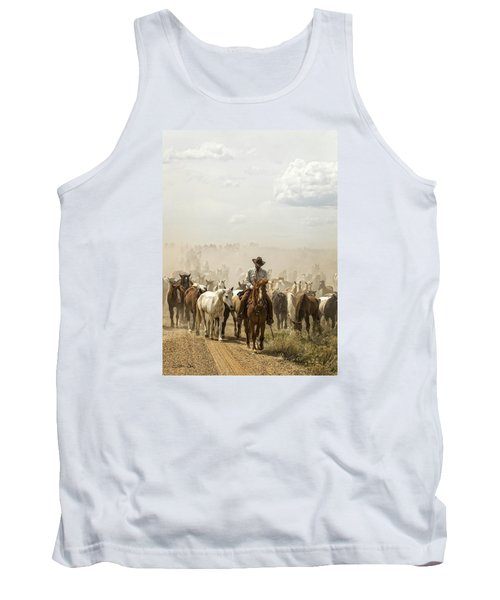The Road Home 2013 Tank Top by Joan Davis
