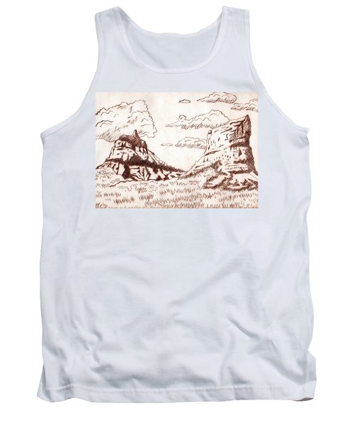 The Rocks Tank Top
