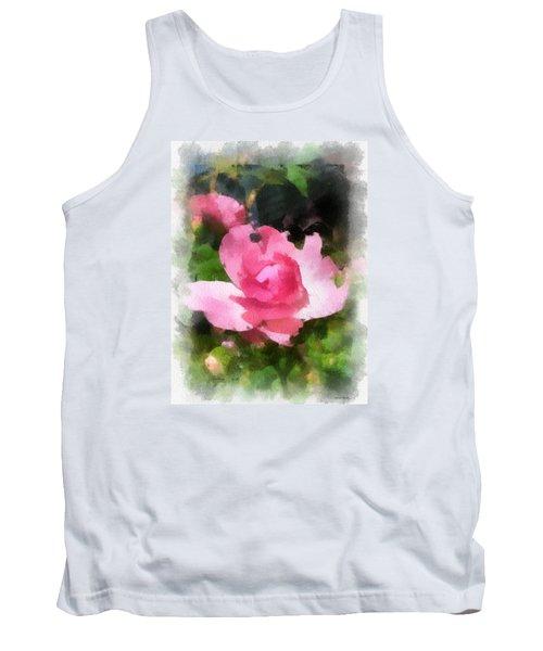 The Rose Tank Top by Kerri Farley