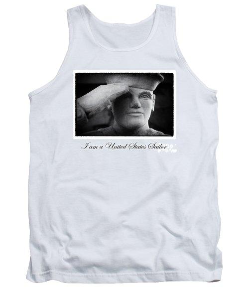 The Sailors Creed Tank Top