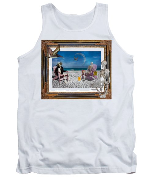 The Scientist's Vacation Tank Top