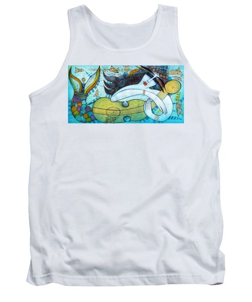 The Song Of The Mermaid Tank Top