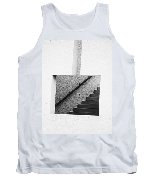 The Stairs In The Square Tank Top