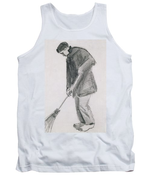 The Street Cleaner Tank Top