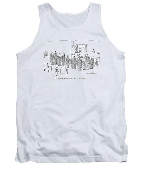The Supreme Court! Well Tank Top