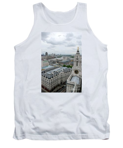 The Thames From St Paul's Tank Top