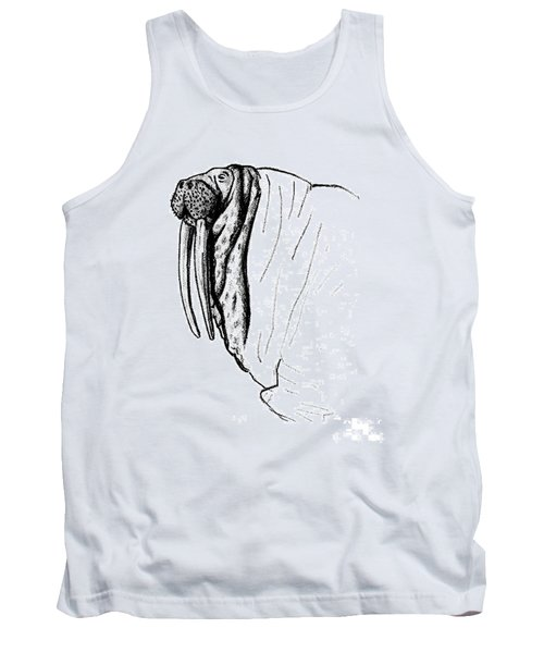 The Time Has Come The Walrus Said Tank Top