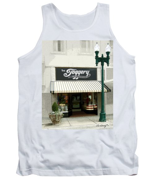 The Toggery Tank Top