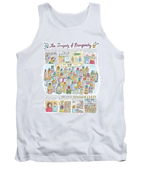 'the Tragedy Of Prosperity' Tank Top