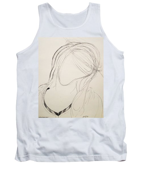 The Virgin Mary 4 Tank Top