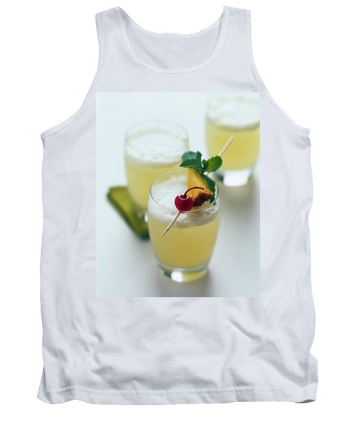 The Wahine Cocktail Tank Top