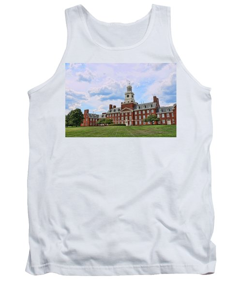 The Waksman Institute Of Microbiology Tank Top