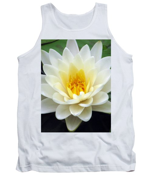 Tank Top featuring the photograph The Water Lilies Collection - 03 by Pamela Critchlow