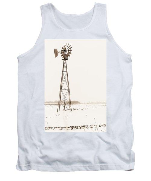 The Windmill Tank Top