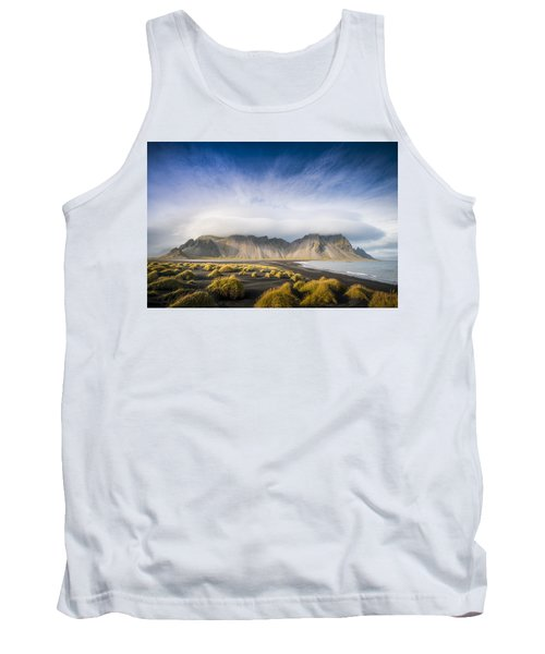 The Young Man Agreed Tank Top