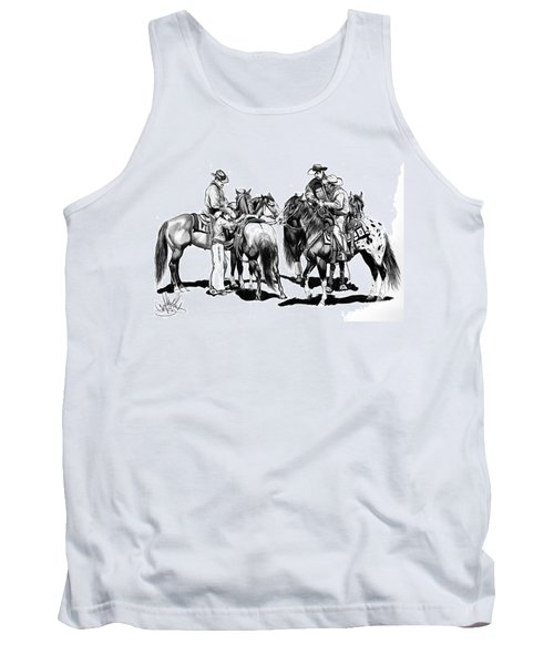 The Youngster Tank Top by Cheryl Poland