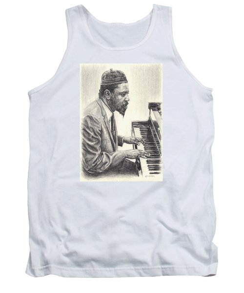 Thelonious Monk II Tank Top