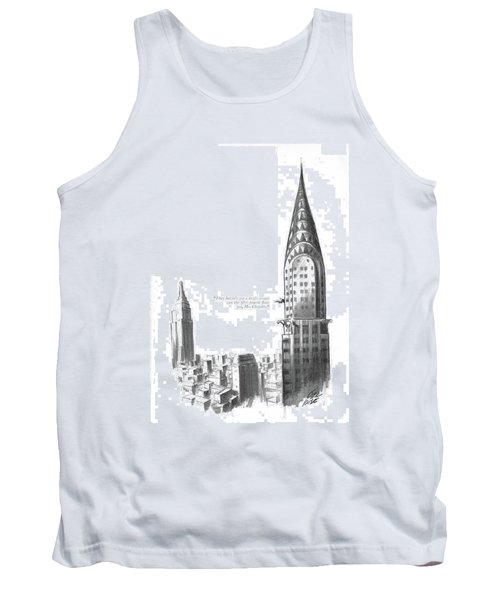 They Haven't Got A Single Tenant Tank Top