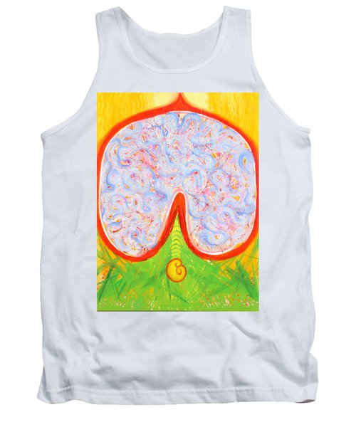 Think With Your Heart Tank Top