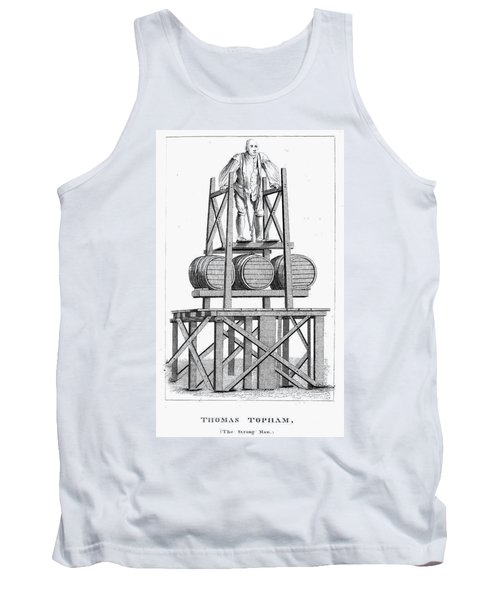 Thomas Topham (1710?-1749) Tank Top