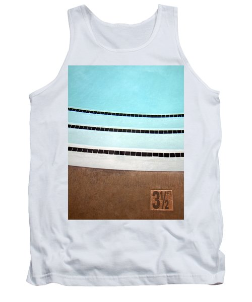 Three And A Half Palm Springs Tank Top