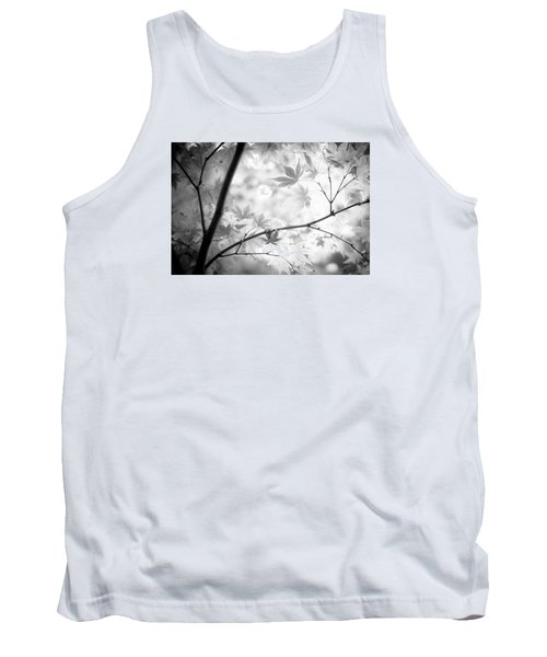 Tank Top featuring the photograph Through The Leaves by Darryl Dalton