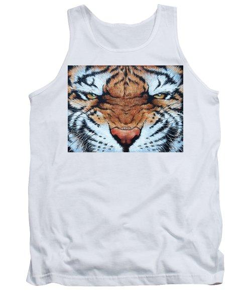 Tiger Eyes Tank Top