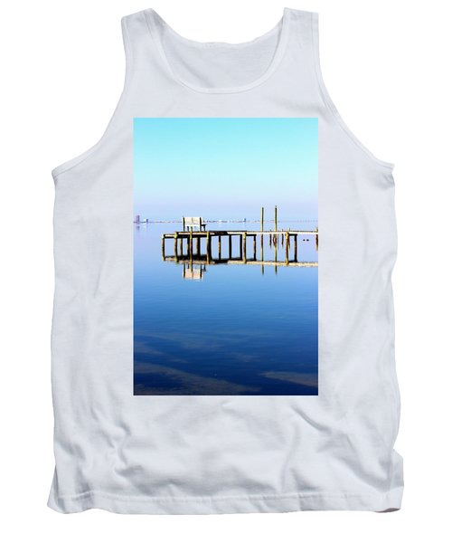 Time To Reflect Tank Top by Faith Williams