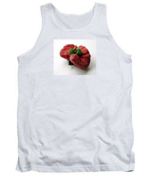 Tina's Strawberry Tank Top