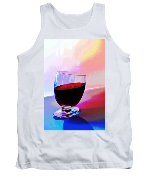 Tipsy Tank Top by Ludwig Keck