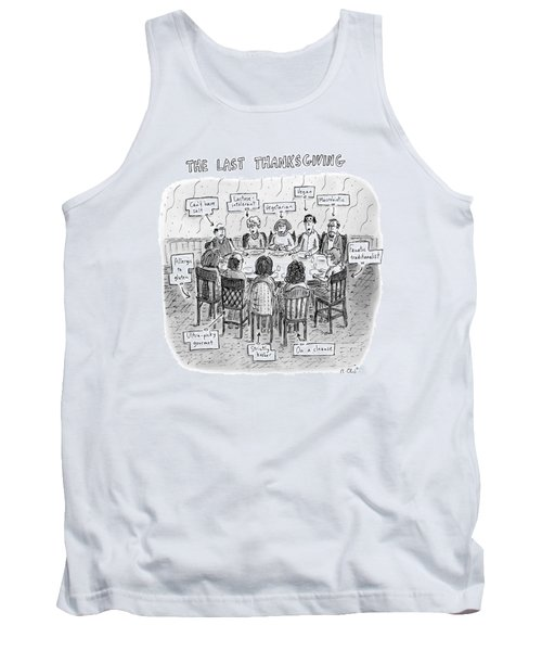 The Last Thanksgiving Tank Top