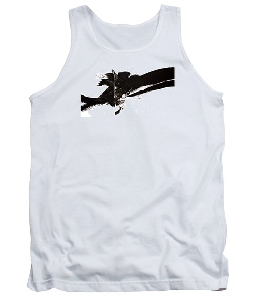 To Clash To Compromise To Completion   Tank Top by Cliff Spohn