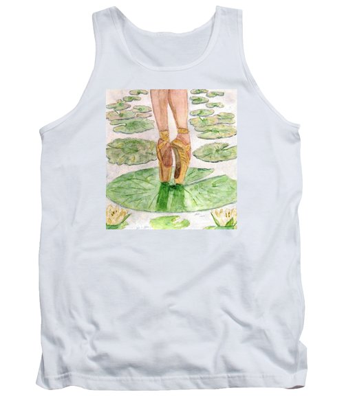 To Dance Tank Top