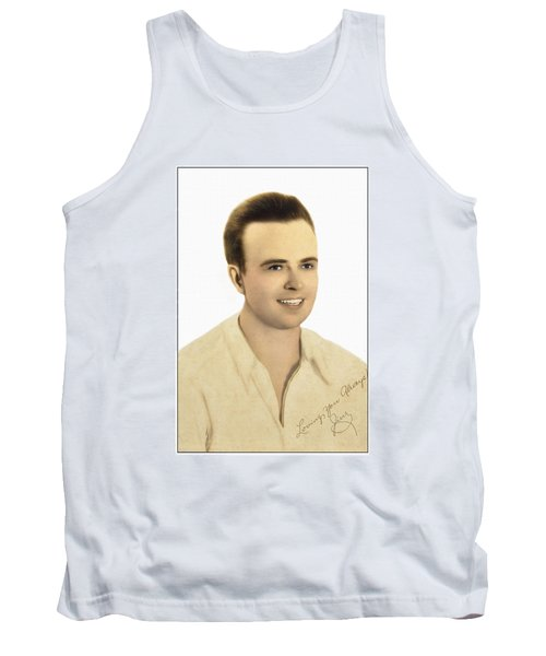 To You With Love Tank Top