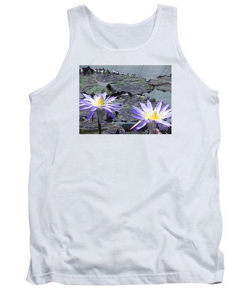 Tank Top featuring the photograph Together Is Beauty by Chrisann Ellis
