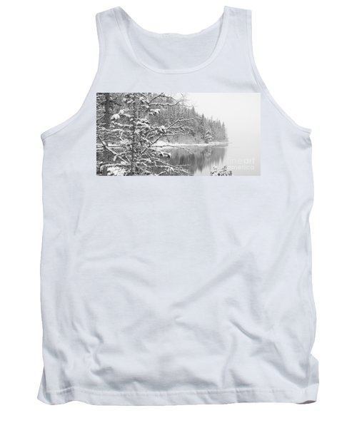 Touch Of Winter Tank Top