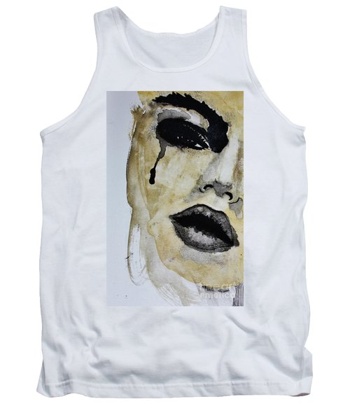 Tougher Than You Think 3 Tank Top by Michael Cross