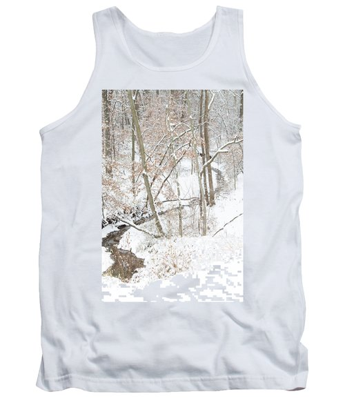Tranquil Winters Creek Tank Top
