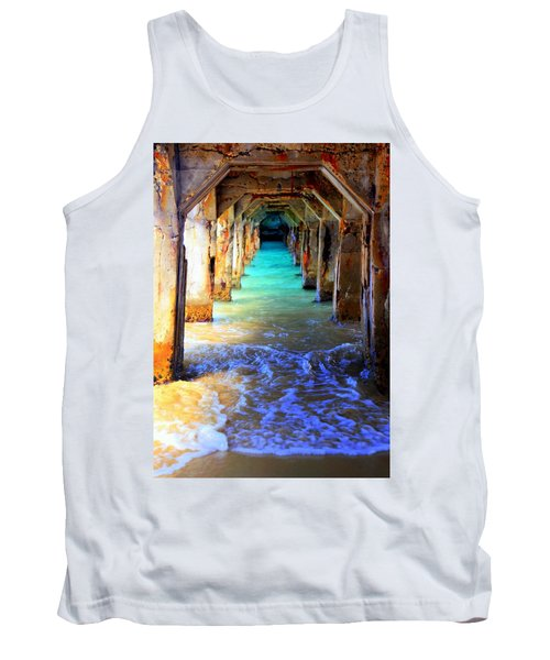Tranquility Tank Top by Karen Wiles