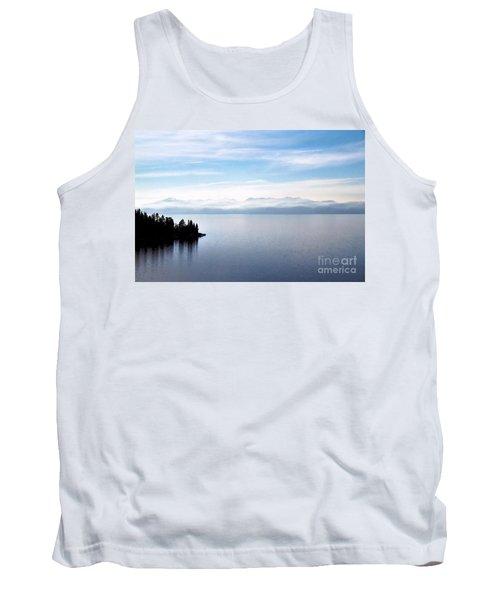 Tranquility - Lake Tahoe Tank Top