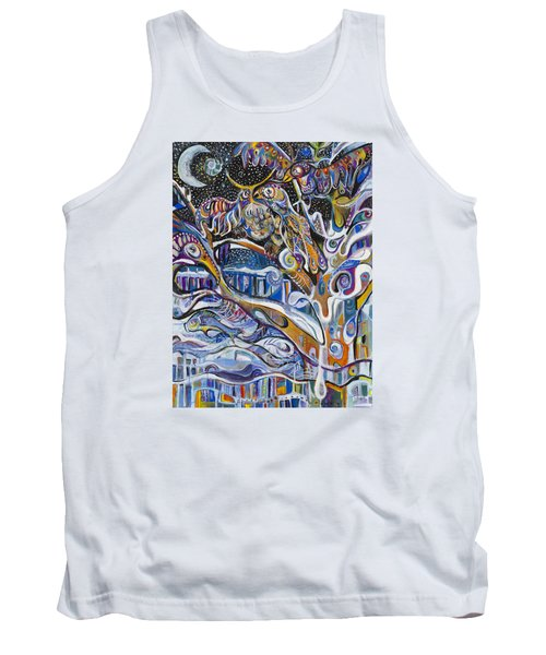 Transitions Tank Top by Leela Payne