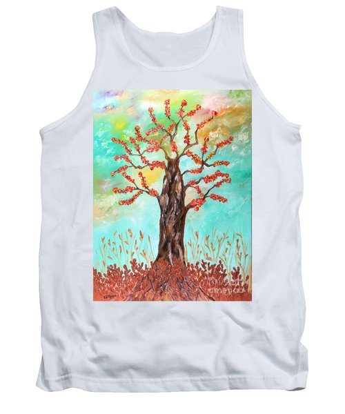 Tree Of Joy Tank Top