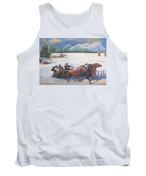 Troika Tank Top